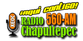 Radio Chapultepec 560 AM en vivo