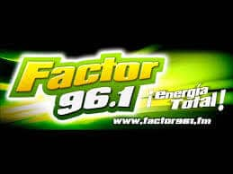 Factor 96.1 Radio en Vivo SLP