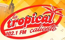 La Tropical Caliente 102.1 FM Pubela en Vivo